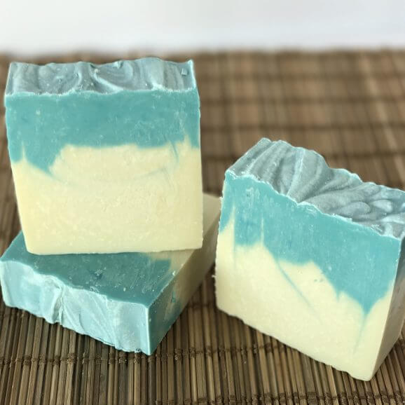 Blue Sky Unfragranced 100% Olive Oil Castile Soap