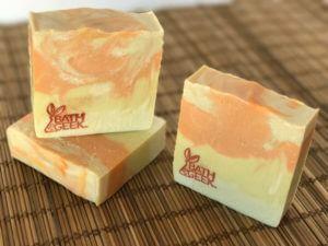 Summertime 100% Olive Oil Castile Soap