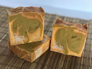 Pumpkin Cheesecake Soap