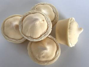 Coffee Mini Cupcake Soap - Top View