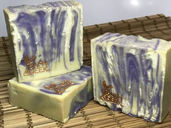 Lavender Swirl - Multiview