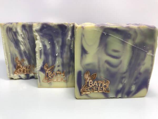 Lavender Swirl - Close-up