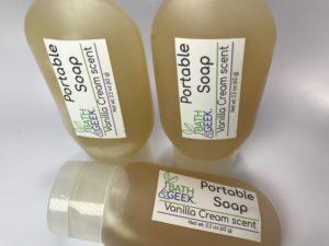Portable Soap