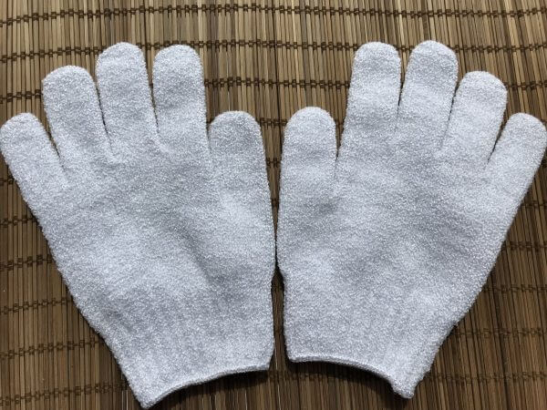 Shower Gloves - Pair View